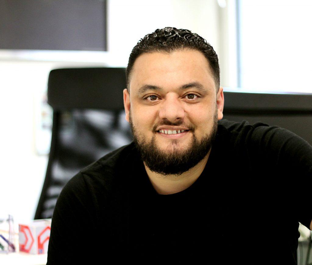 Toufik Chaib, Koordinator Betreutes Einzelwohnen in Potsdam, navitas Brandenburg